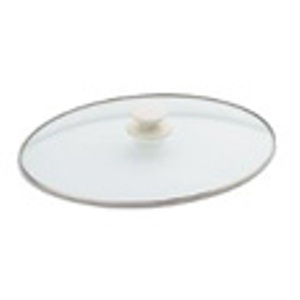 Universal Crock Pot & Slow Cooker Parts Universal Crock Pot And Slow Cooker 4 1/2 and 5 Quart Replacement Oval Glass Lid at Sears.com