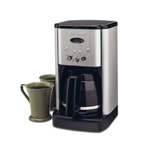 Cuisinart Coffee Maker Shuts Off After Brewing : Cuisinart 12 Cup Coffeemaker Brew Central Coffee Machine DCC-1200