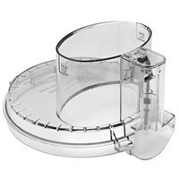 Cuisinart Food Processor Replacement Lid Work Bowl Cover DFP-14NWBC-1 at Sears.com