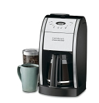 Cuisinart Grind and Brew 12 Cup Coffee Maker DGB-550BK