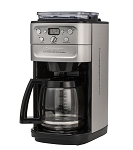 Cuisinart Grind and Brew 12 Cup Coffee Maker DGB-700BC