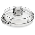 Cuisinart Food Processor Work Bowl Lid With Cap DLC-016GTX