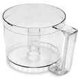 Cuisinart DLC-2 Mini Prep Food Processor Replacement Work Bowl DLC-2AWB-1