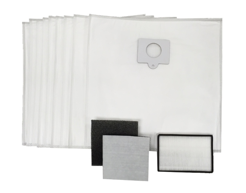 9 Hepa Bags And Filters For Kenmore Progressive Canister