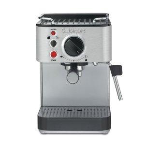Cuisinart Stainless Steel 15 Bar Espresso, Cappuccino, Latte Maker Machine EM-100, Refurbished at Sears.com