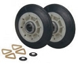 Estate Dryer Drum Roller Dryer Rear Support Roller Kit Replaces DE702