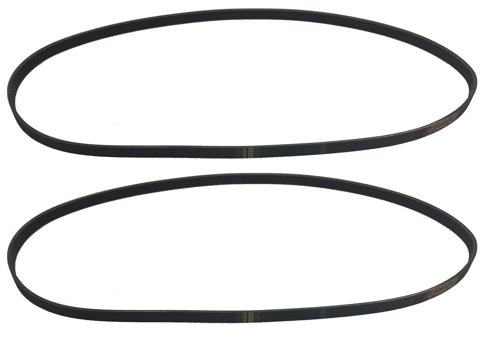 2 Belts For C Bt 224 Air Compressor Sears Craftsman Porter