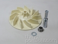 Kirby Vacuum Fan Impeller Replacement Kit Assembly