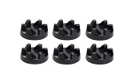 KitchenAid Replacement Rubber Blender Clutch Drive Coupling, 6 Pack