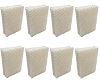 Replacement Wicking Humidifier Filter 48 Pack for Aircare HDC12