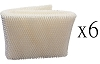 6 Kenmore 14906 Wicking Humidifier Filters