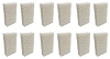 12 Humidifier Filters for Essick Air Emerson MoistAir HDC-411