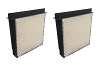 2  Essick Air 1040 Super Wick Humidifier Filters