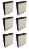 Super Wick Humidifier Filters for Essick Air 1040 (6-Pack)