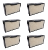 6 Humidifier Filters for Bemis CB-41