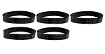 5 Flat Belts for Oreck XL, XL2, XL7, XL21 Upright Vacuum Cleaners
