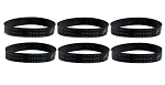 Oreck XL Upright Vacuum Cleaner Belt Replaces 0300-604, 6 Pack