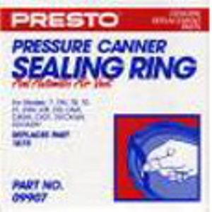Presto Pressure Cooker Replacement Sealing Ring Gasket 9907