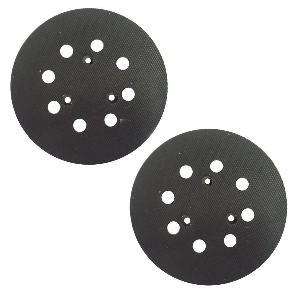 2 Hook Loop Sander Pads For Black And Decker 5 Quot 8 Hole