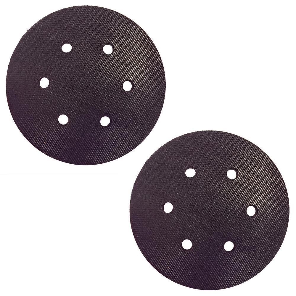 2 Sander Backing Pads For Porter Cable 7424xp Polisher