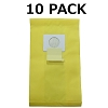 10 Bags for Kenmore Vacuum 5055 50557 50558 C Panasonic C-5 Bag
