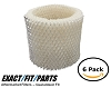 Humidifier Filter Replacement for Honeywell HC-888 Duracraft AC-888 (6 Pack)