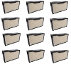 Replacement Console Wick for Aircare 1041 (12 Pack)