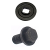 Blade Bolt & Washer Replaces 2610000050, 1619X02969