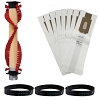 Oreck XL Vacuum Cleaner Brush Roller, Belts, Bags Kit