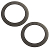 2 Air Compressor Piston Rings CAC-248