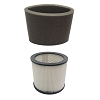 Filter Cartridge for Shop Vac 9030400 90304 903-04-00 + Foam 905-85