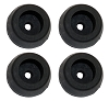 4 Stanley Bostitch AB-9038197 Air Compressor Rubber Feet
