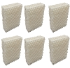 6 American Red Cross Y-7087 Humidifier Filters