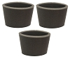3 Foam Filter Sleeves for Shop Vac 90585