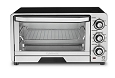 Cuisinart Custom Classic Toaster Oven Broiler TOB-40 Remanufactured