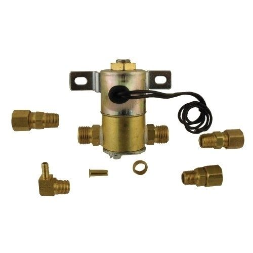 24v Humidifier Solenoid Valve Assembly Replacement For