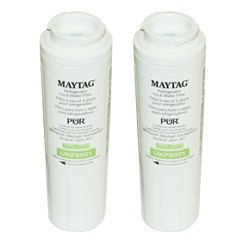 Amana 67003523 Refrigerator Filter PuriClean II Refrigerator Water Filter UKF8001AXX, 2 Pack at Sears.com