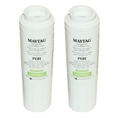 Maytag Genuine 46-9006 Refrigerator Filter PuriClean II Refrigerator Water Filter UKF8001AXX, 2 Pack at Sears.com
