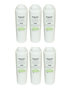 Amana 4396395 Refrigerator Filter PuriClean II Refrigerator Water Filter UKF8001AXX, 6 Pack at Sears.com