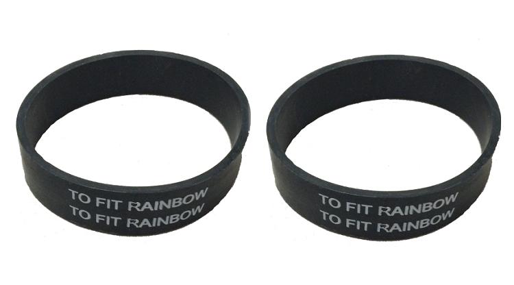 2 Belts For All Rainbow Se E E2 Series D3 D4 Vacuum