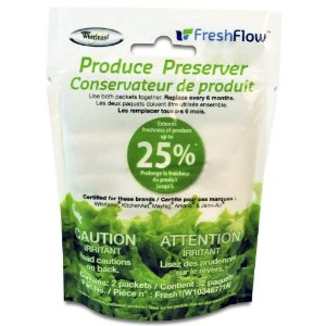 Amana Refrigerator Fresh Flow Produce Preserver Pack W10346771A at Sears.com