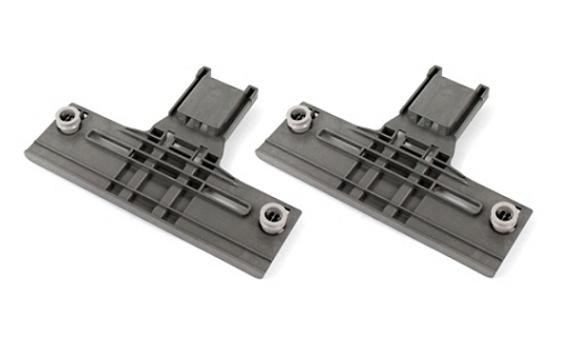 Kitchenaid dishwasher upper rack adjuster part w10350376 2 pack - Kitchenaid dishwasher upper rack parts ...