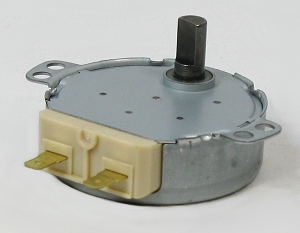 General Electric Microwave Replacement Turntable Drive Motor Replaces WB26X10038 at Sears.com
