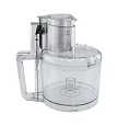 Cuisinart DLC-2011 Food Processor 11 Cup Work Bowl, Cover Lid, Pusher