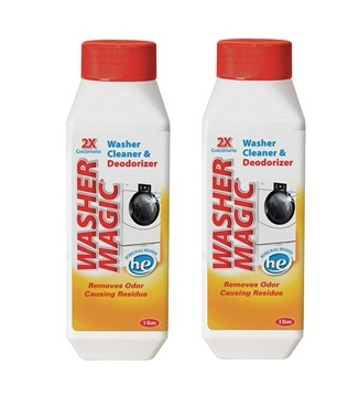 Summit Washer Magic WM06N Washing Machine Cleaner WM0612N 12 oz, 2 Pack at Sears.com