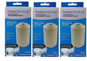 Amana Clean N Clear Replacement Refrigerator Water Filter 12527304, 3 Pack at Sears.com