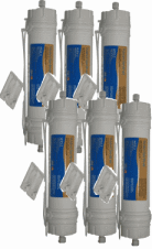 Amana WPRO Refrigerator Replacement Water Filter, 6 Pack at Sears.com