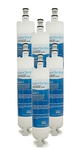 Whirlpool WF285 Water Filter Replacement WSW-1, 6 Pack at Sears.com