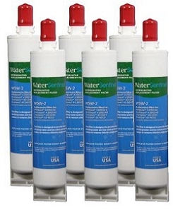 KitchenAid Replacement Refrigerator Ice & Water Filter 4396548, 6 Pack at Sears.com