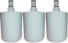 KitchenAid Water Sentinel Refrigerator Replacement Ice and Water Filter WSW-4, 3 Pack at Sears.com